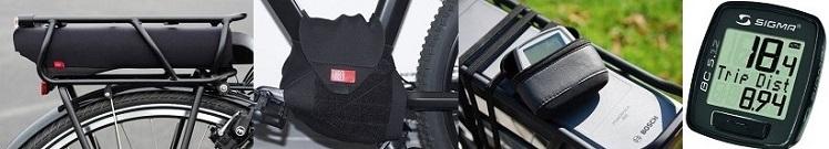 Accessoires voor fiets, elektrische fiets en eBike Green Drive Fietsenwinkel Oostrum - Venray Limburg