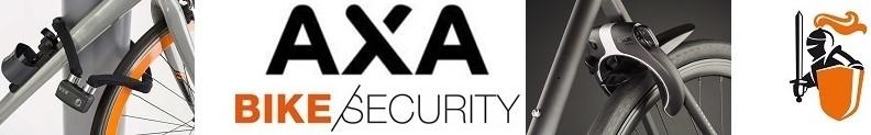 AXA Fietssloten Green Drive banner