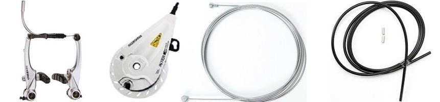 Fiets remmen&onderdelen