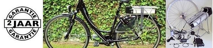 Ombouwsets elektrische fiets ebike kit Green Drive Oostrum Venray